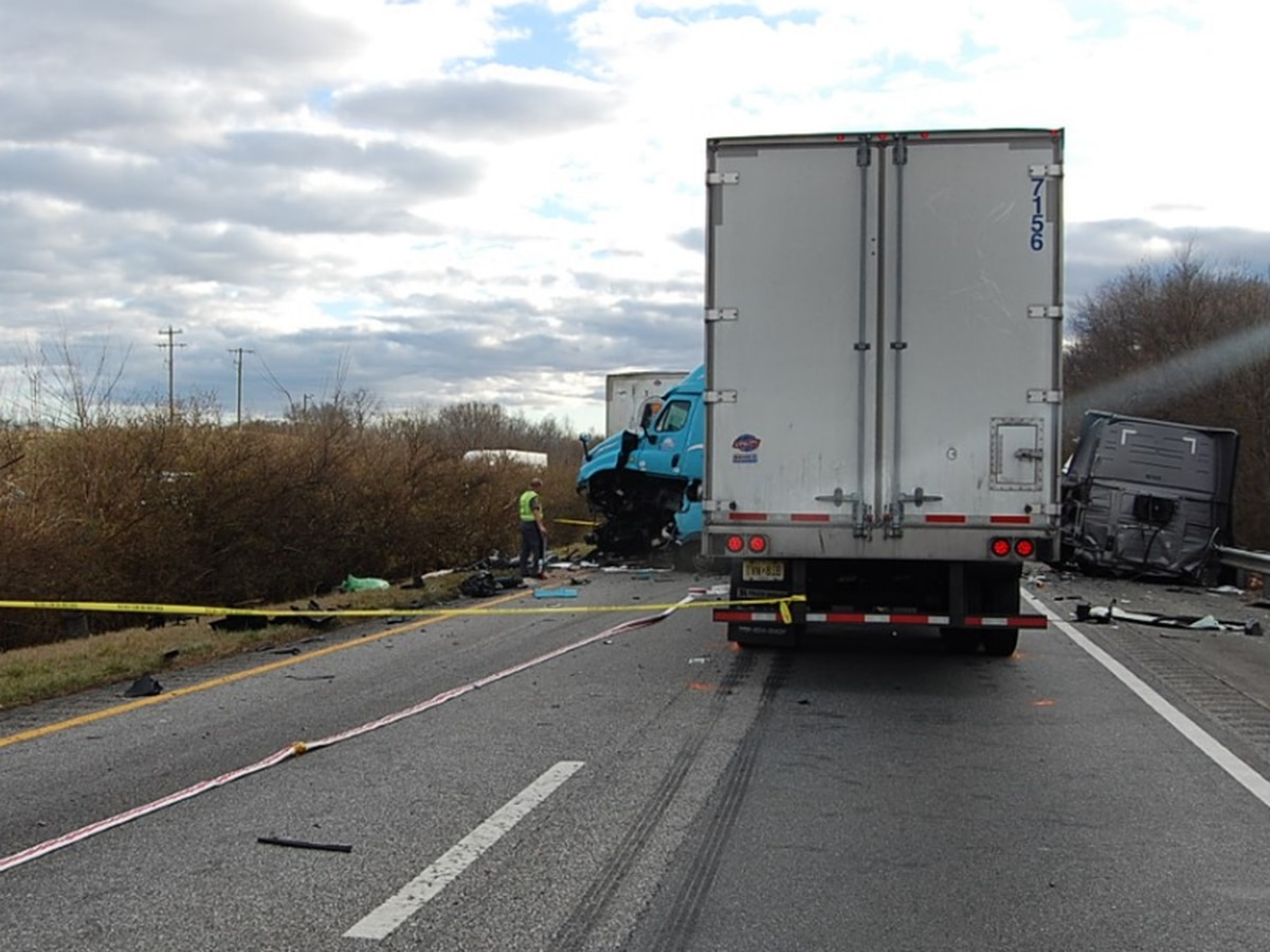 Police identify 3 people killed in I-81 multi-vehicle crash