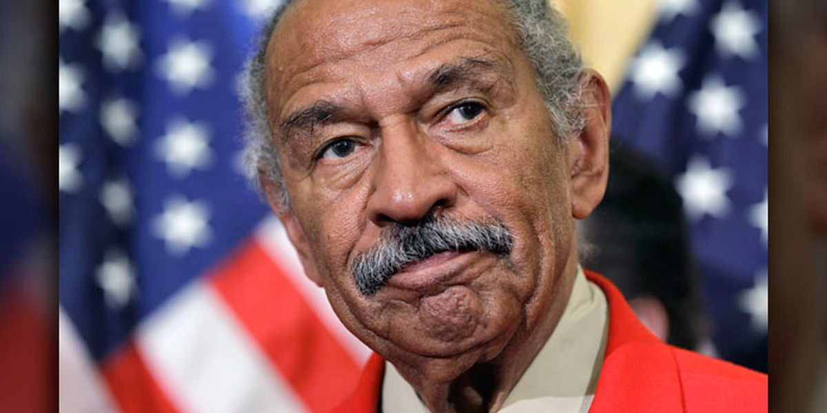 John Conyers, longest-serving black congressman, passes away at 90