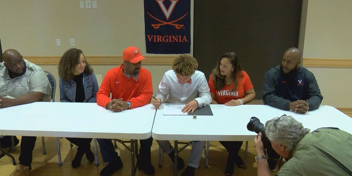 Local football players make commitments official during early signing period