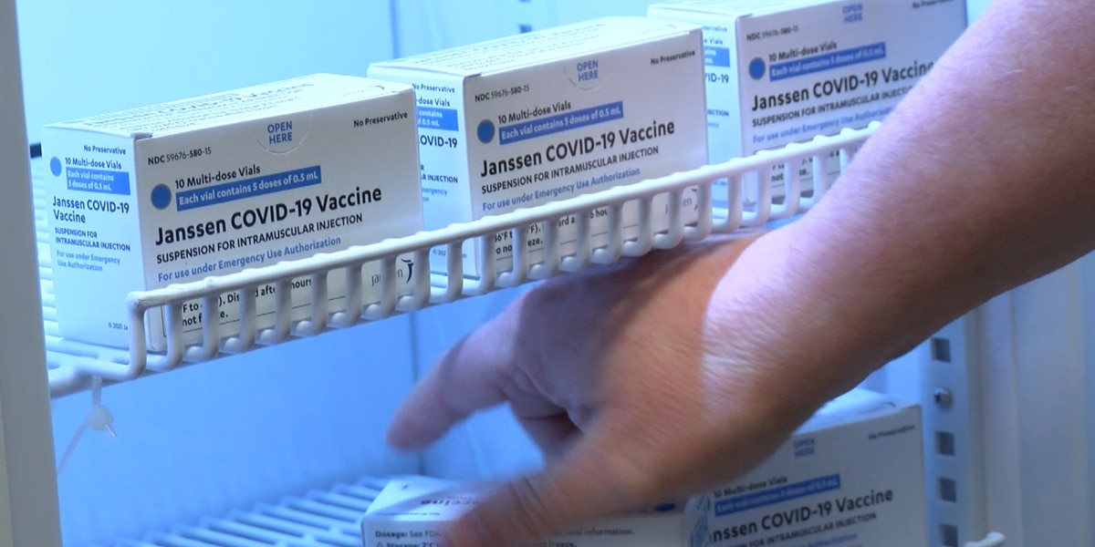 Johnson & Johnson vaccines paused in Va. following CDC guidelines