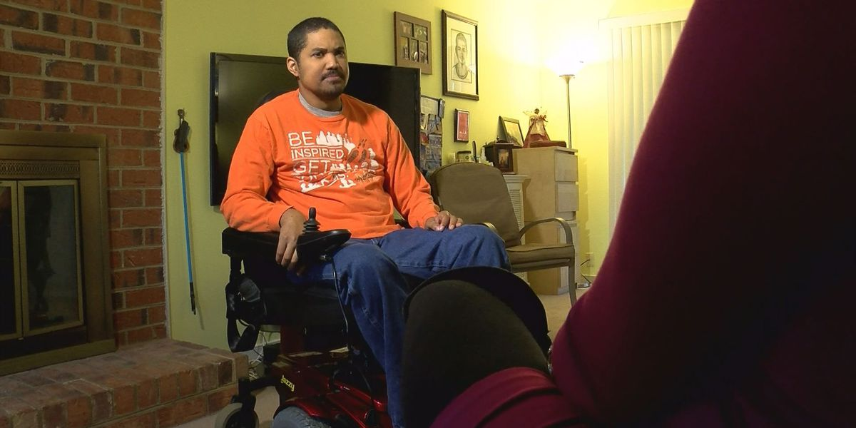 Man battling MS feels stem-cell treatment is best chance at a better life