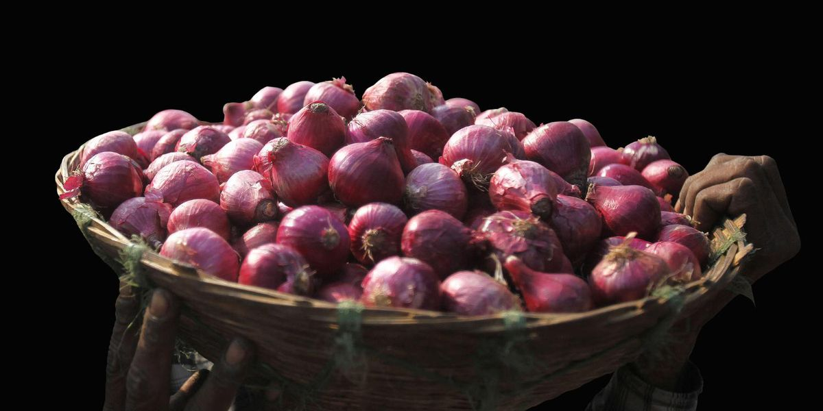 Red onions linked to multi-state salmonella outbreak