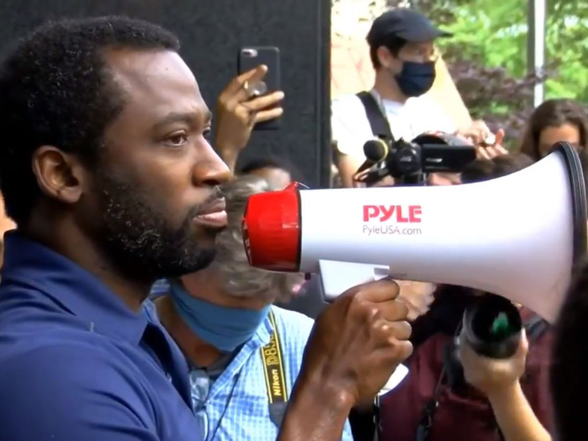 Mayor Stoney wants charges dropped for protesters arrested for curfew violation