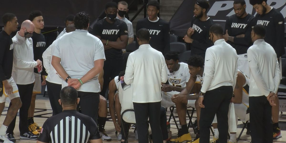 VCU pulls away, downs Richmond in Capital City Classic