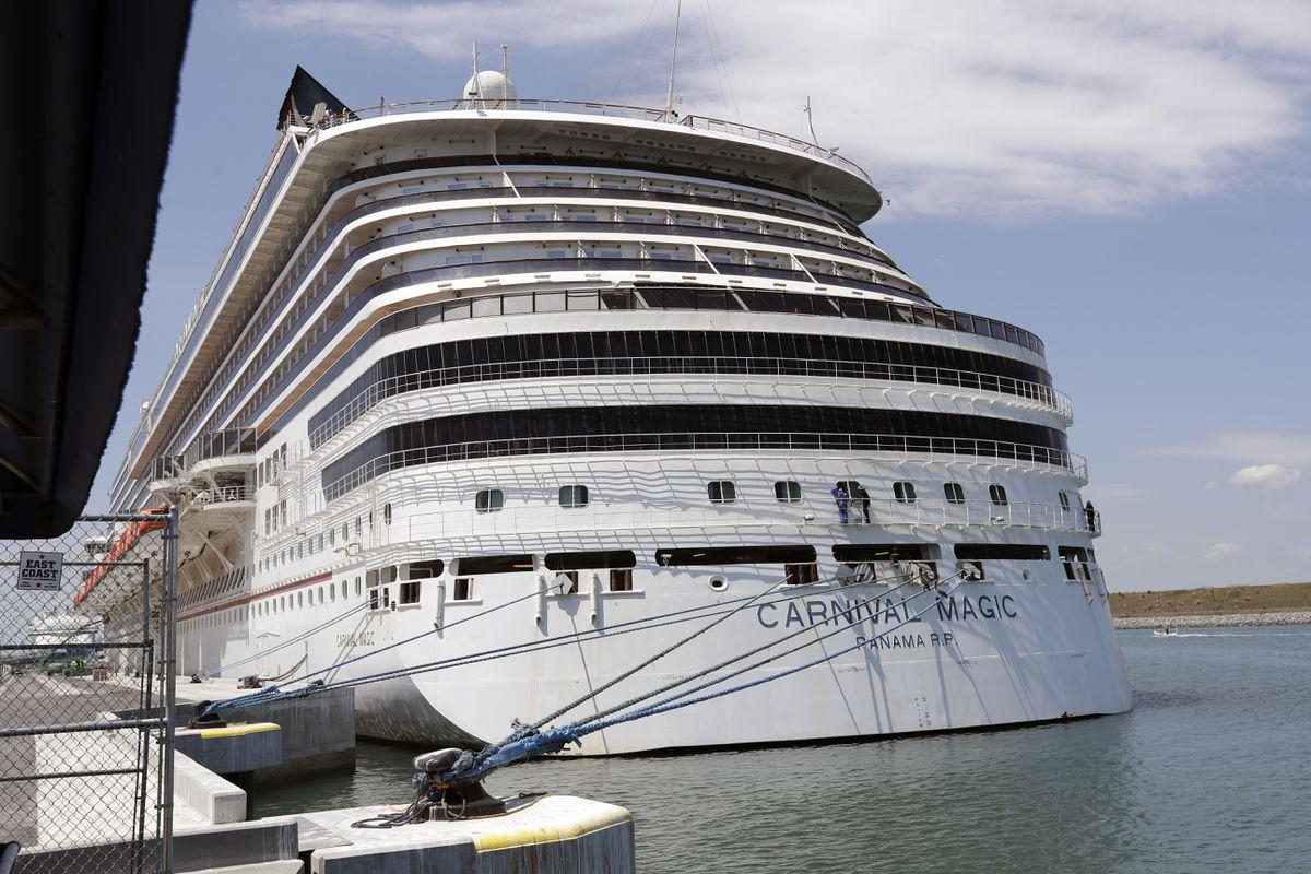 CDC Extends US Ban On Cruise Ships Through September