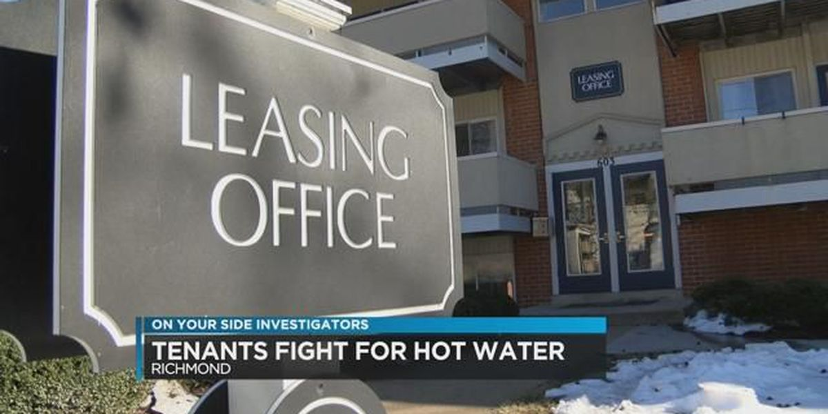 On Your Side: Ashton Square tenants demanding hot water now