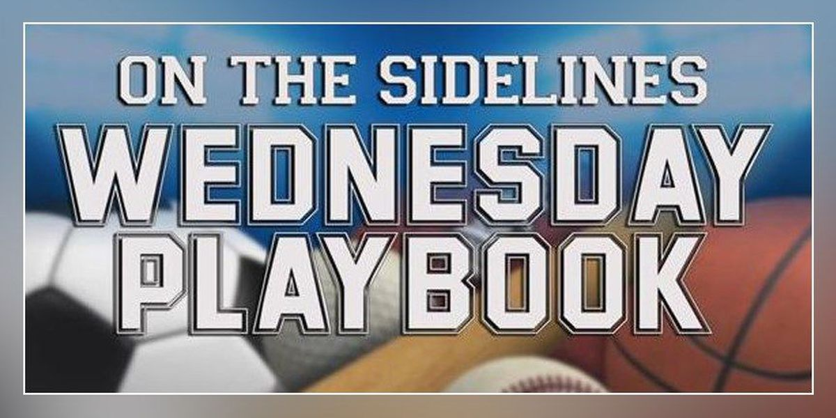 REWATCH: On the Sidelines Wednesday Playbook