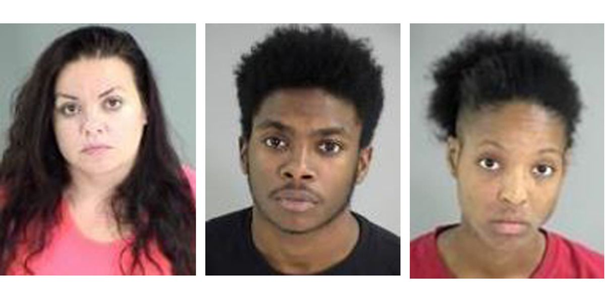 2 women, man arrested in physical, sexual assault in Henrico County