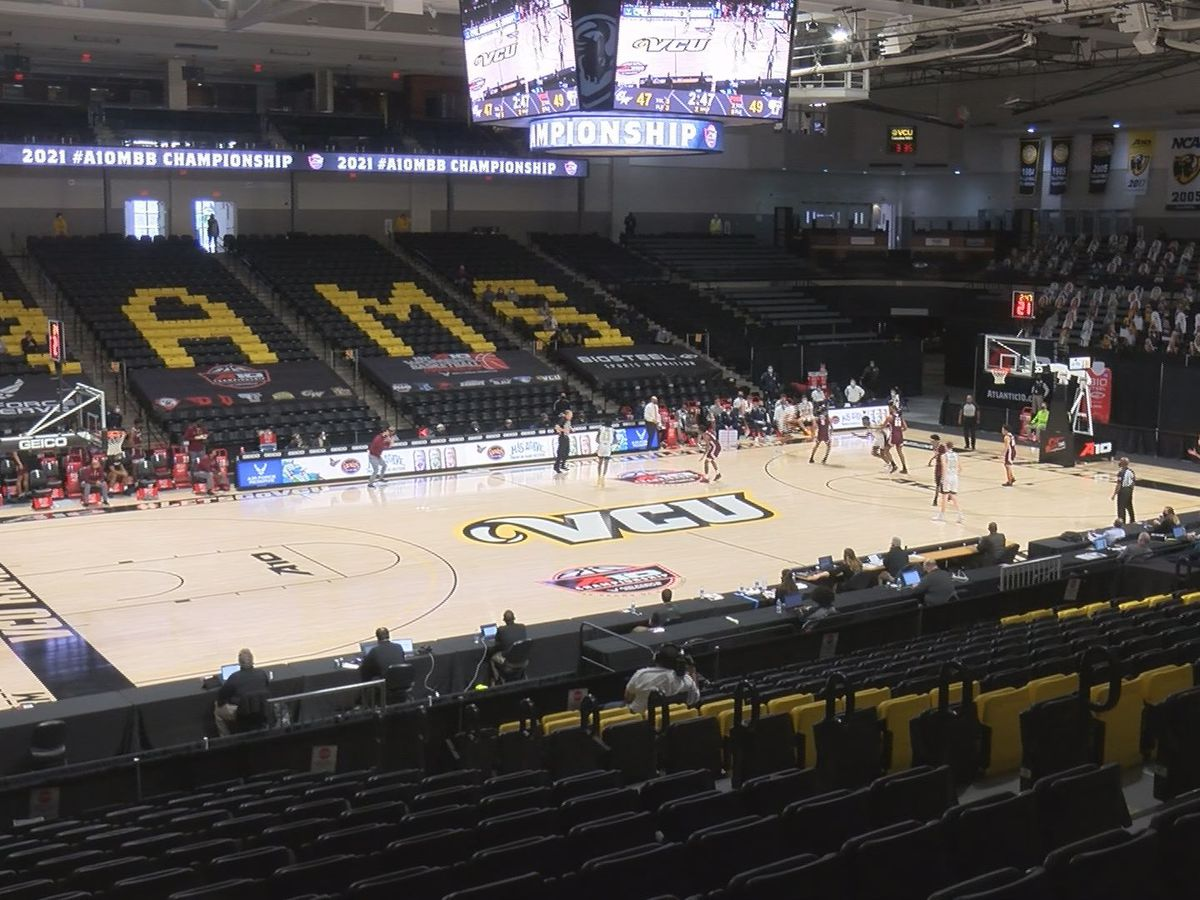 Atlantic 10 Tournament underway in Richmond as Spiders, Rams await openers