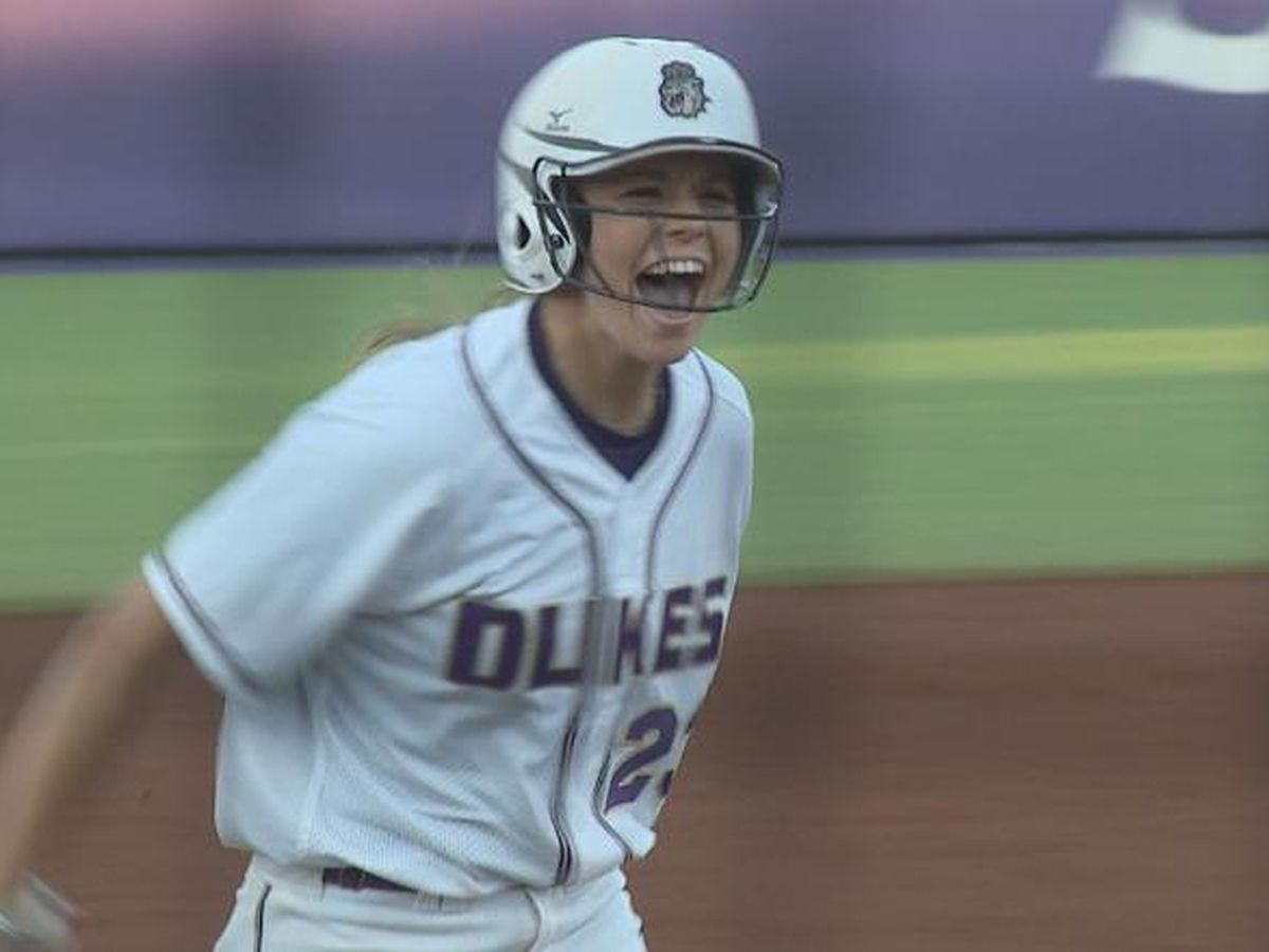 JMU softball defeats No. 15 Michigan twice, earns trip to Super Regional