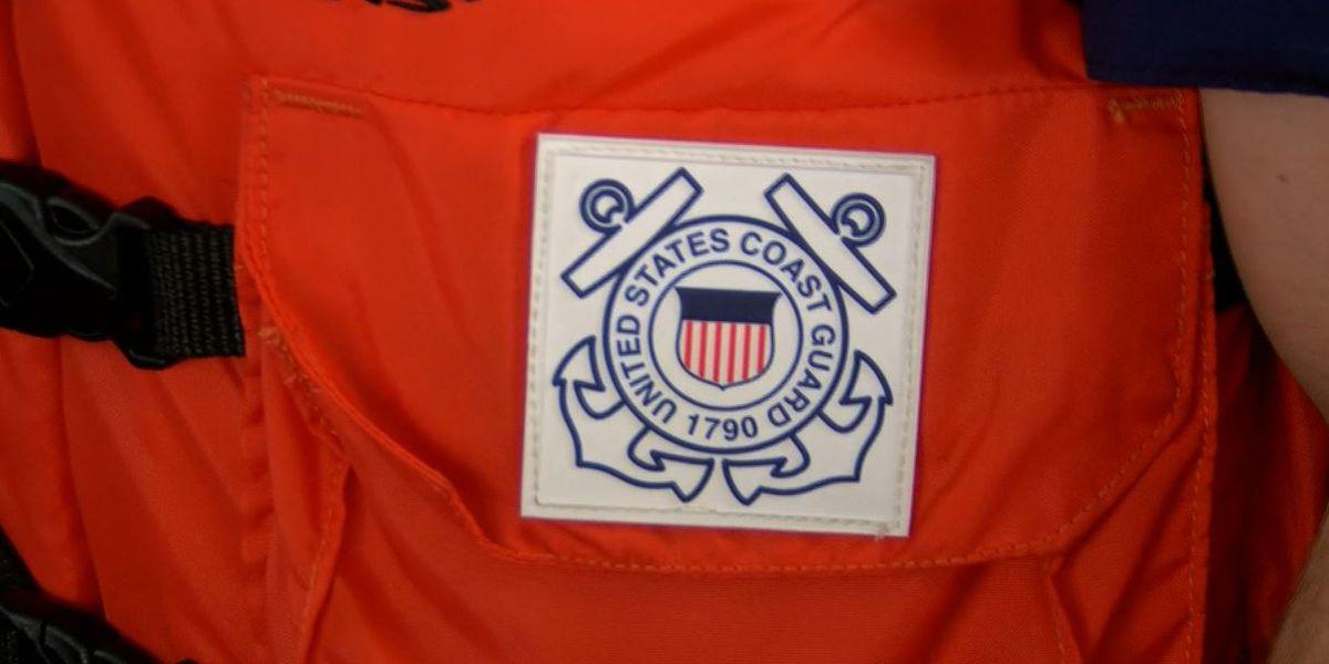 2 tanker crewmen hurled into ocean while repairing lifeboats