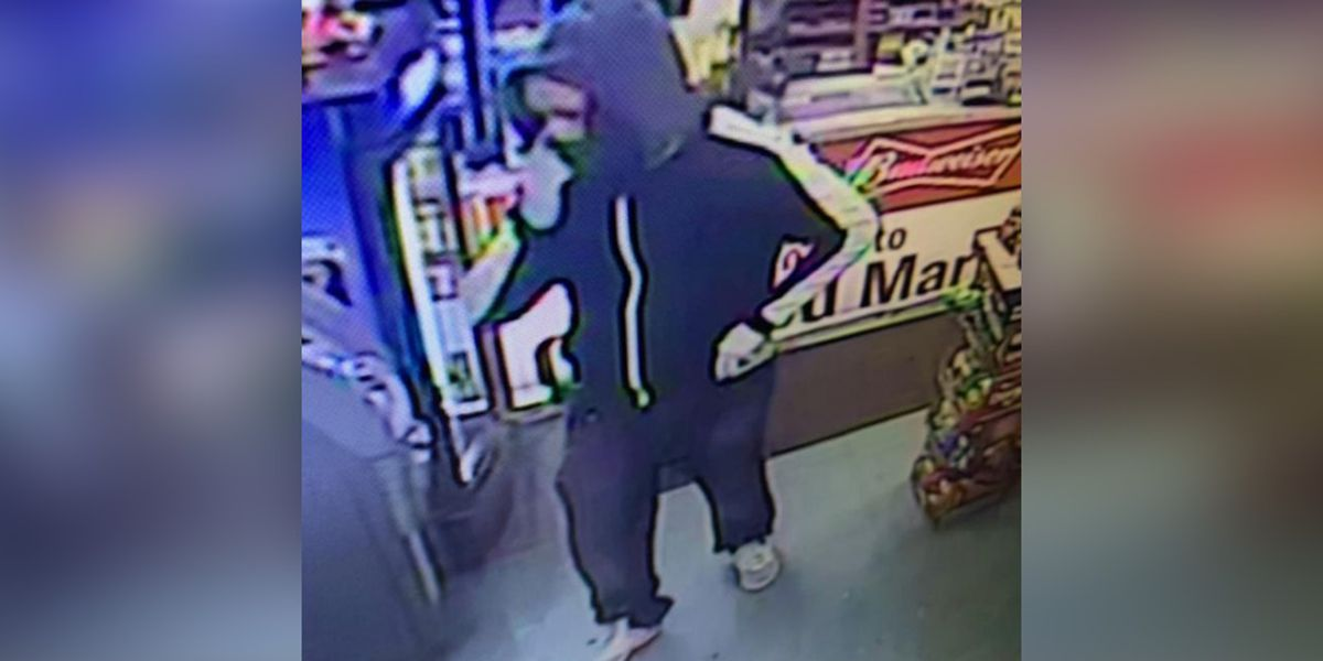 Hopewell police search for masked armed robber