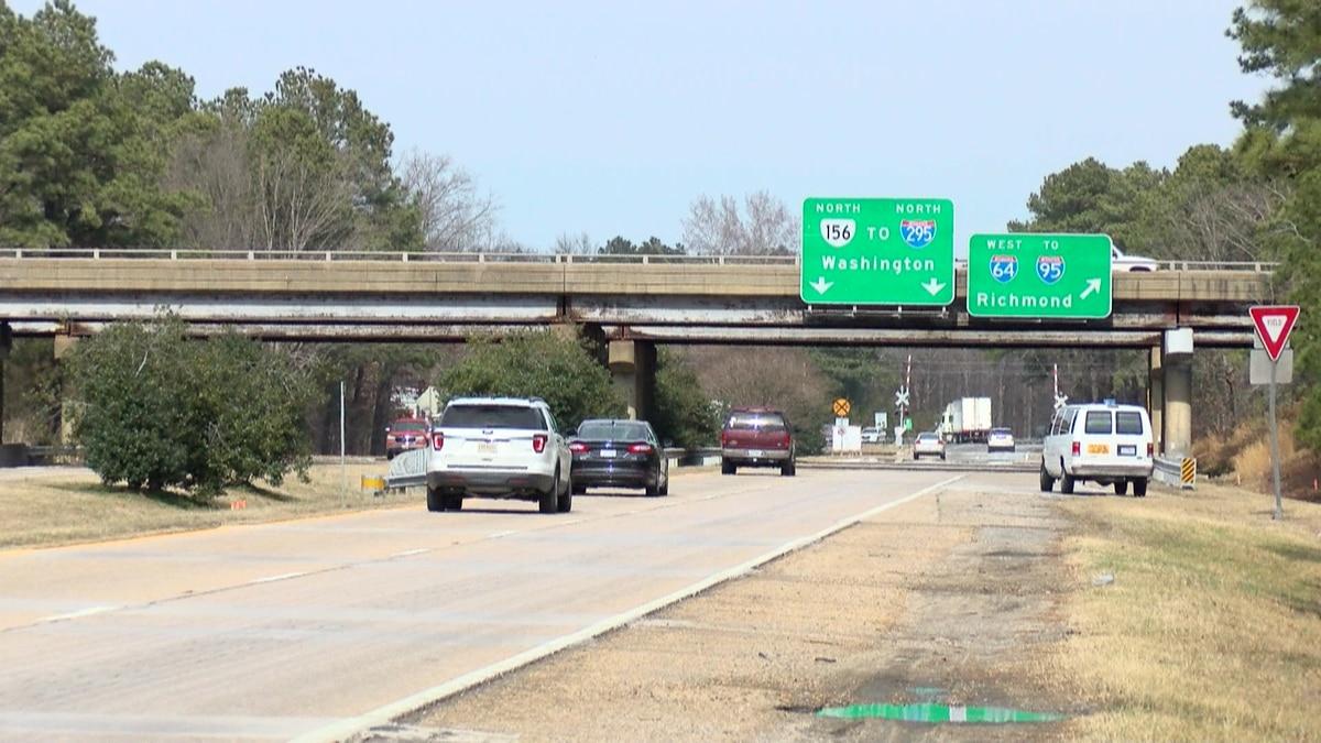 New traffic patterns to begin near Richmond International Airport