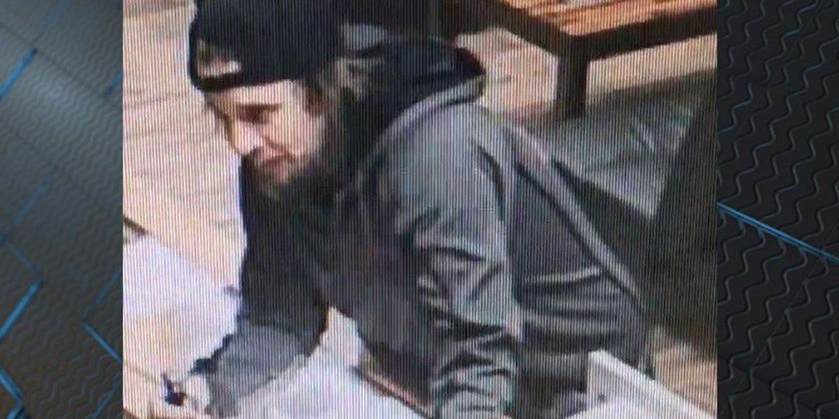 Police looking for vaporizer thief