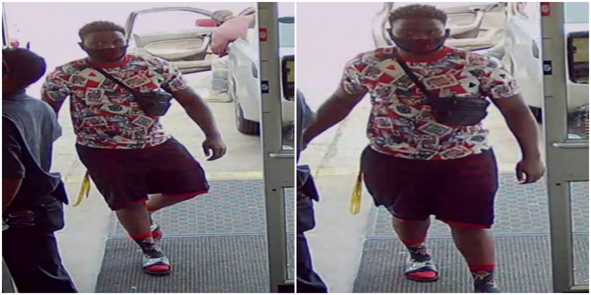 Police search for robbery suspect last seen riding away on bike