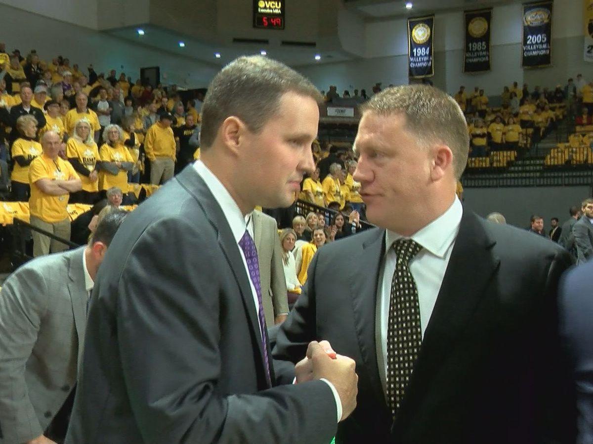 VCU spoils Wade's homecoming, downs No. 23 LSU