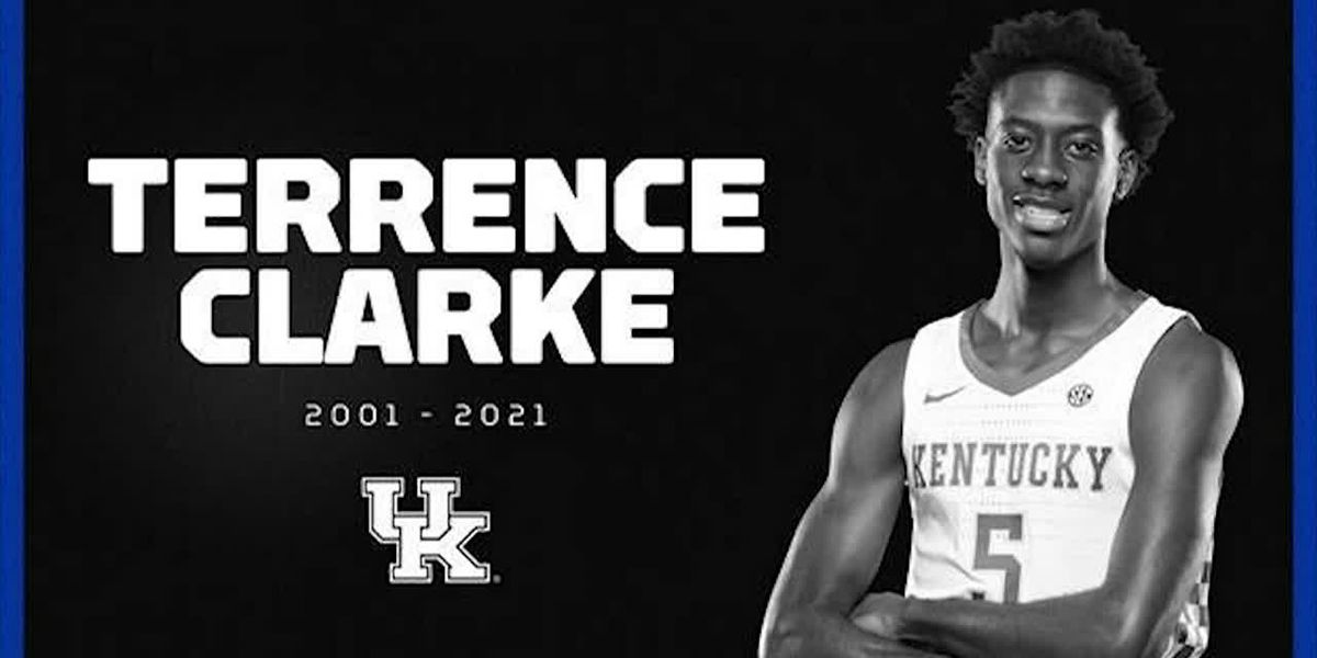 Former Kentucky guard Terrence Clarke dies in LA car crash
