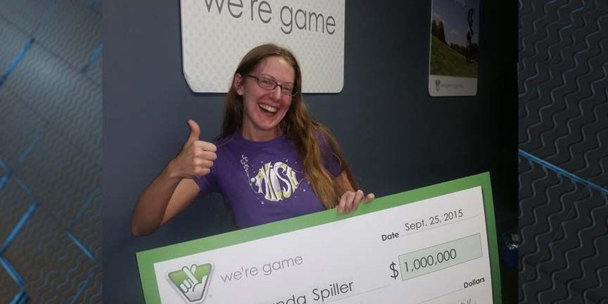 Henrico woman wins $1 million prize in VA lottery