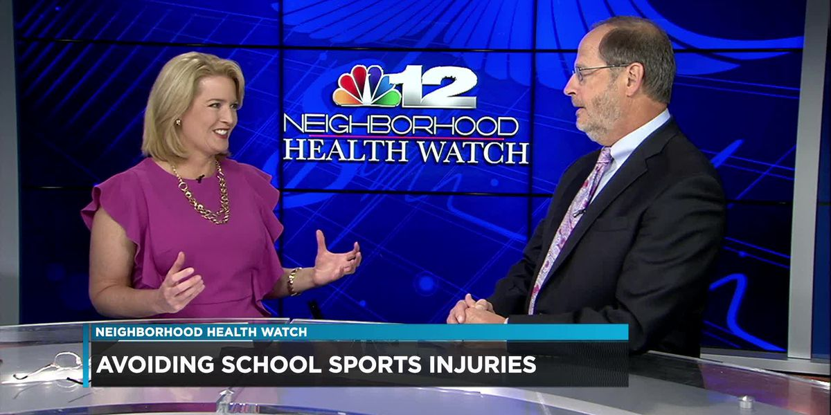 Neighborhood Health Watch: Common sports-related injuries and prevention