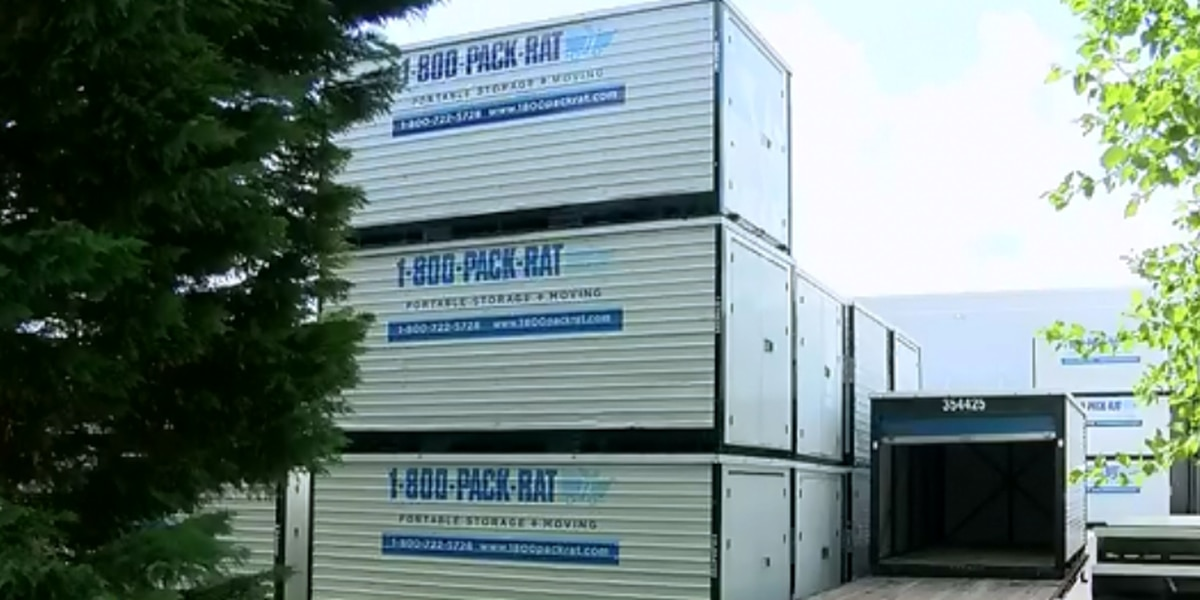 Moving company accidentally sells Chesterfield family's storage unit