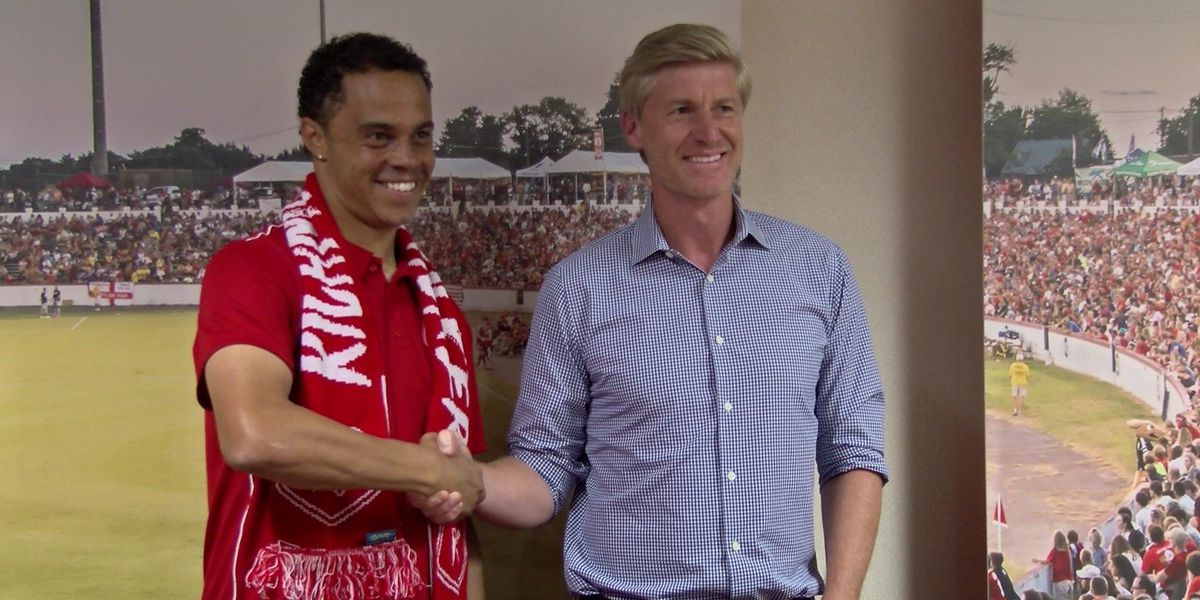 Former player named Richmond Kickers coach