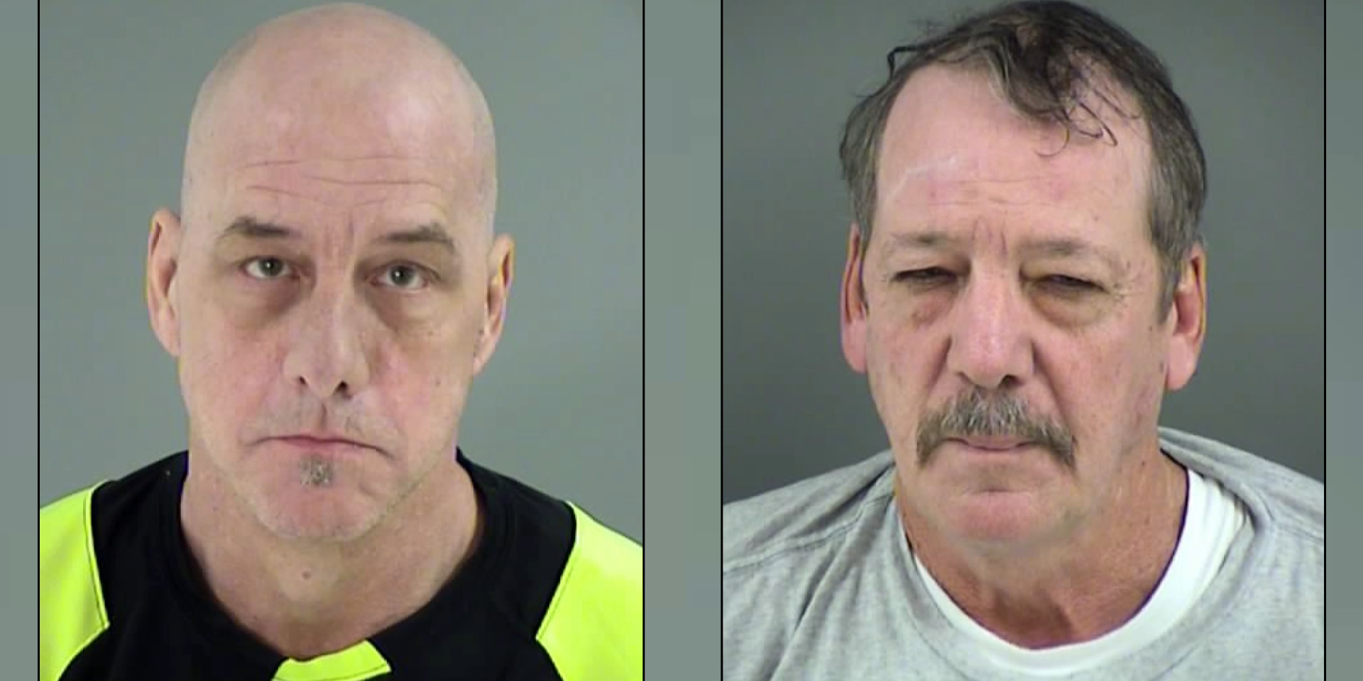 Henrico Police charge two out-of-state men with child solicitation