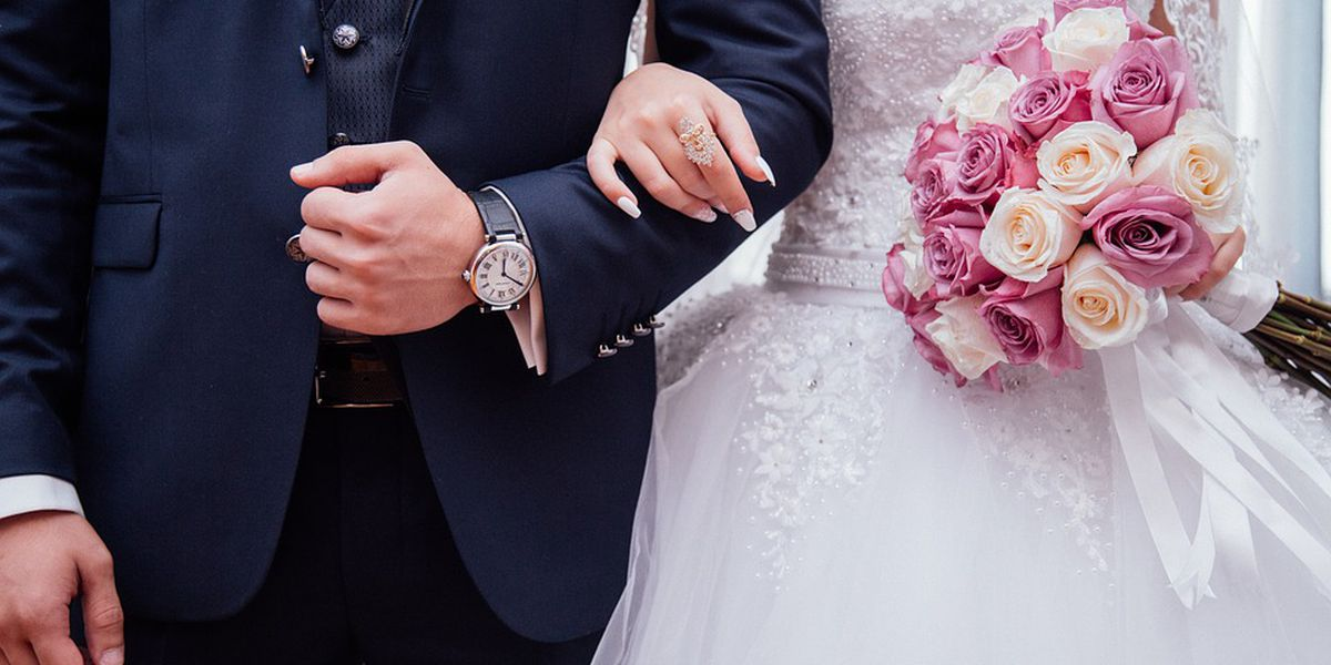 Study finds wedding parties feel pressure to spend