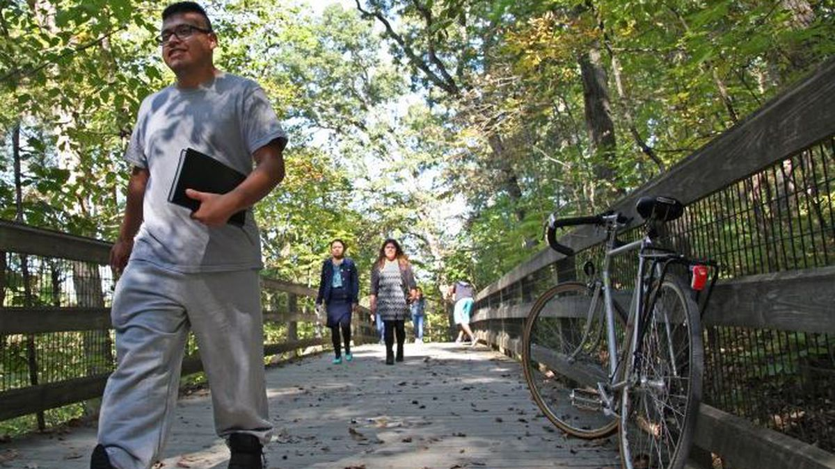Investment in local open space, greenways and trails is critical