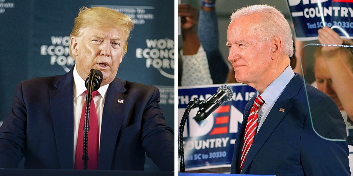 How Biden and Trump plan to face the COVID-19 pandemic