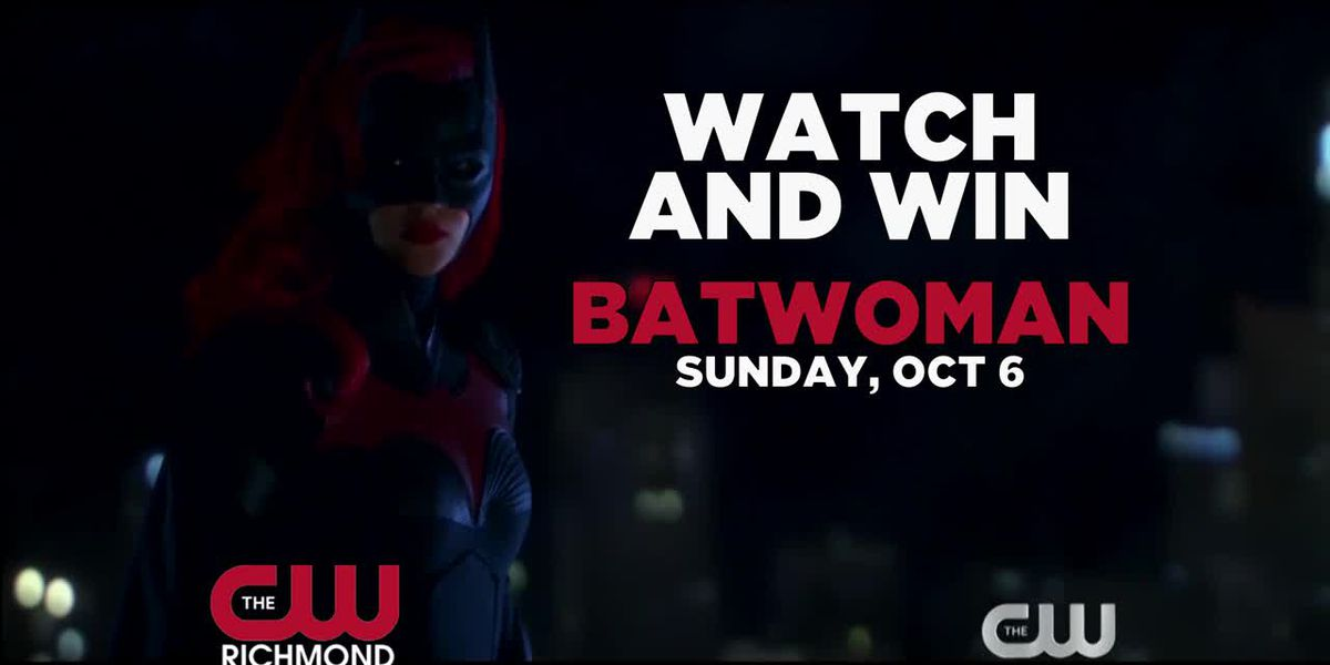 Batwoman 'Fight Like a Girl' Giveaway: This contest has ended