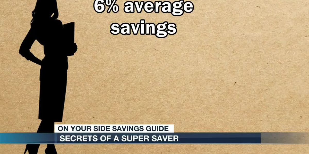 Secrets of a Super Saver: Tips to save up to 29% of your yearly income
