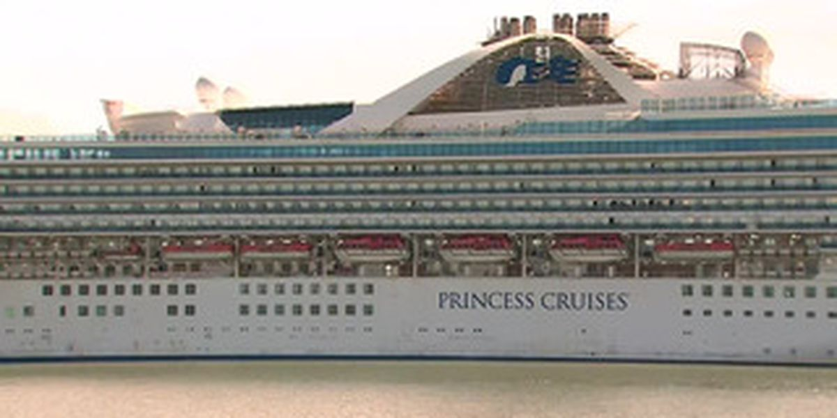 Cruise lines suspend all sailings from US ports until mid-September