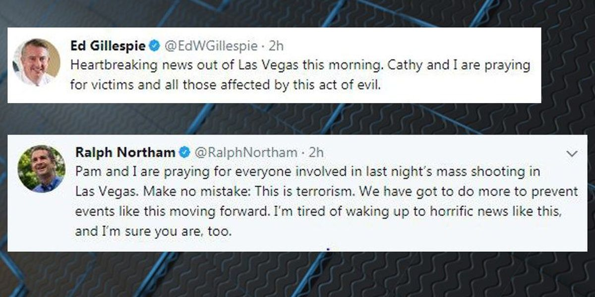 VA candidates condemn Vegas shootings as 'terrorism,' 'acts of evil'