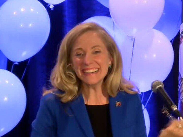Abigail Spanberger changes the face of the Virginia 7th District Congressional seat