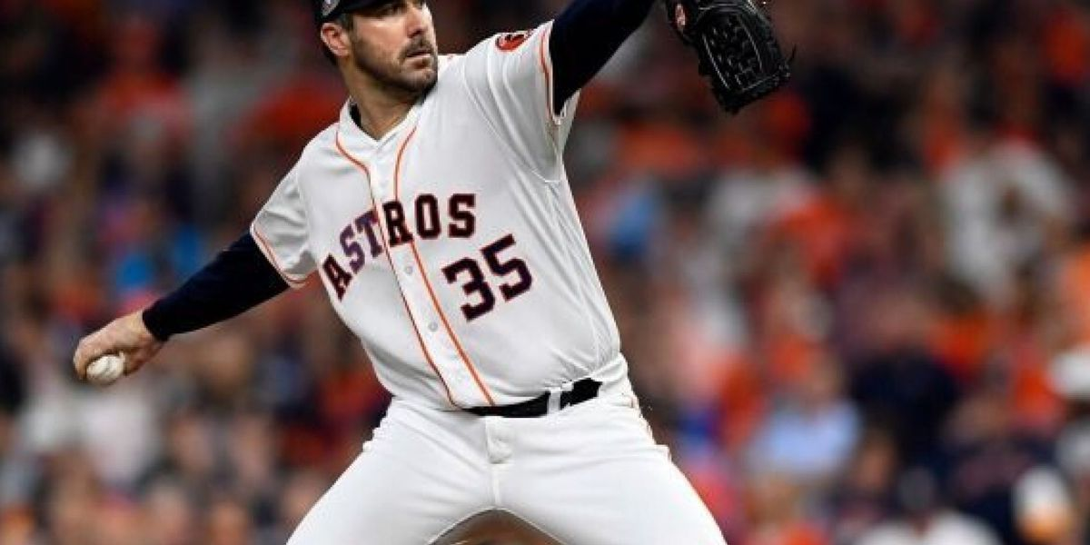 Goochland native Verlander flirts with no-hitter in Tuesday win