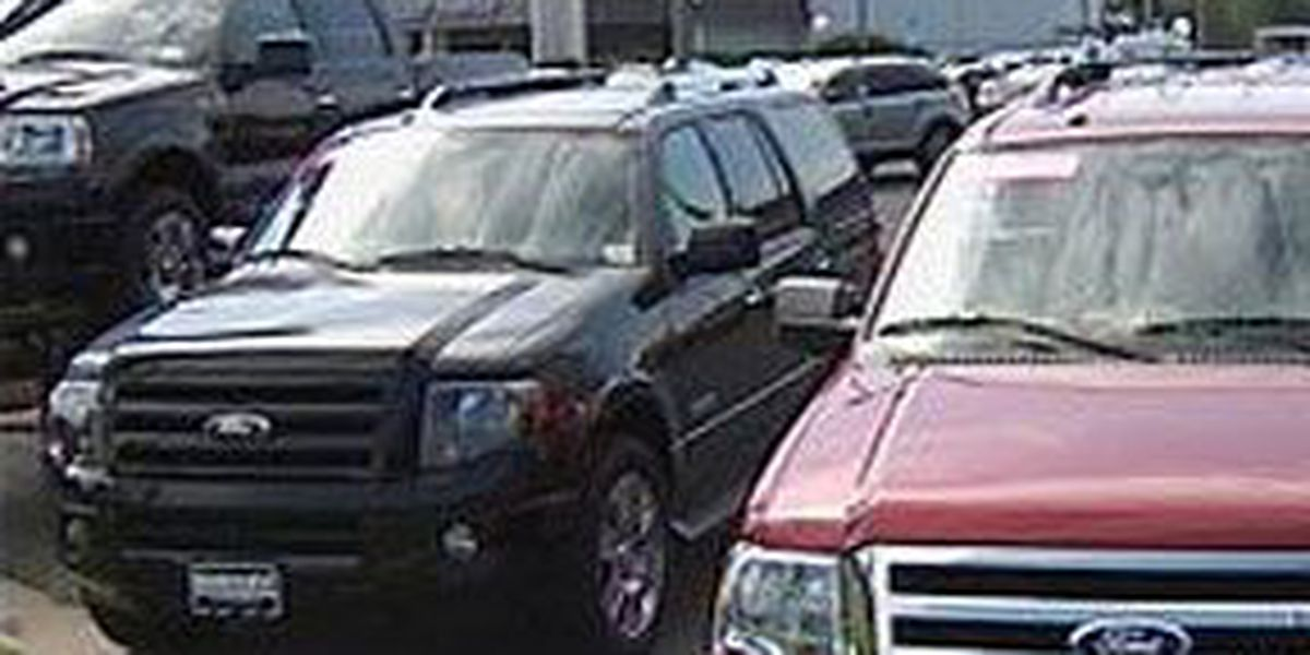 SUV owners, sellers report dry spell of interested buyers