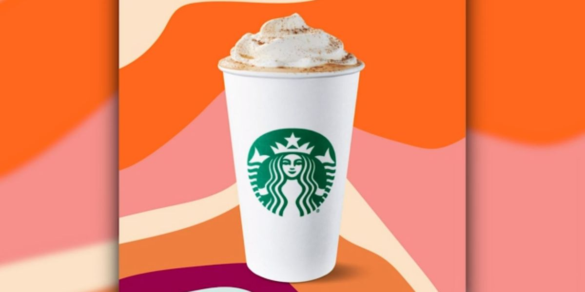 Pumpkin spice, fall faves are back at Starbucks