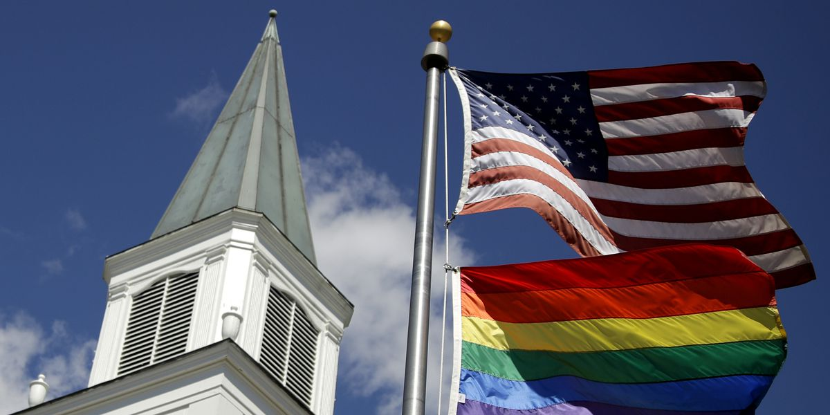 United Methodist Church announces proposal to split over LGBTQ issues