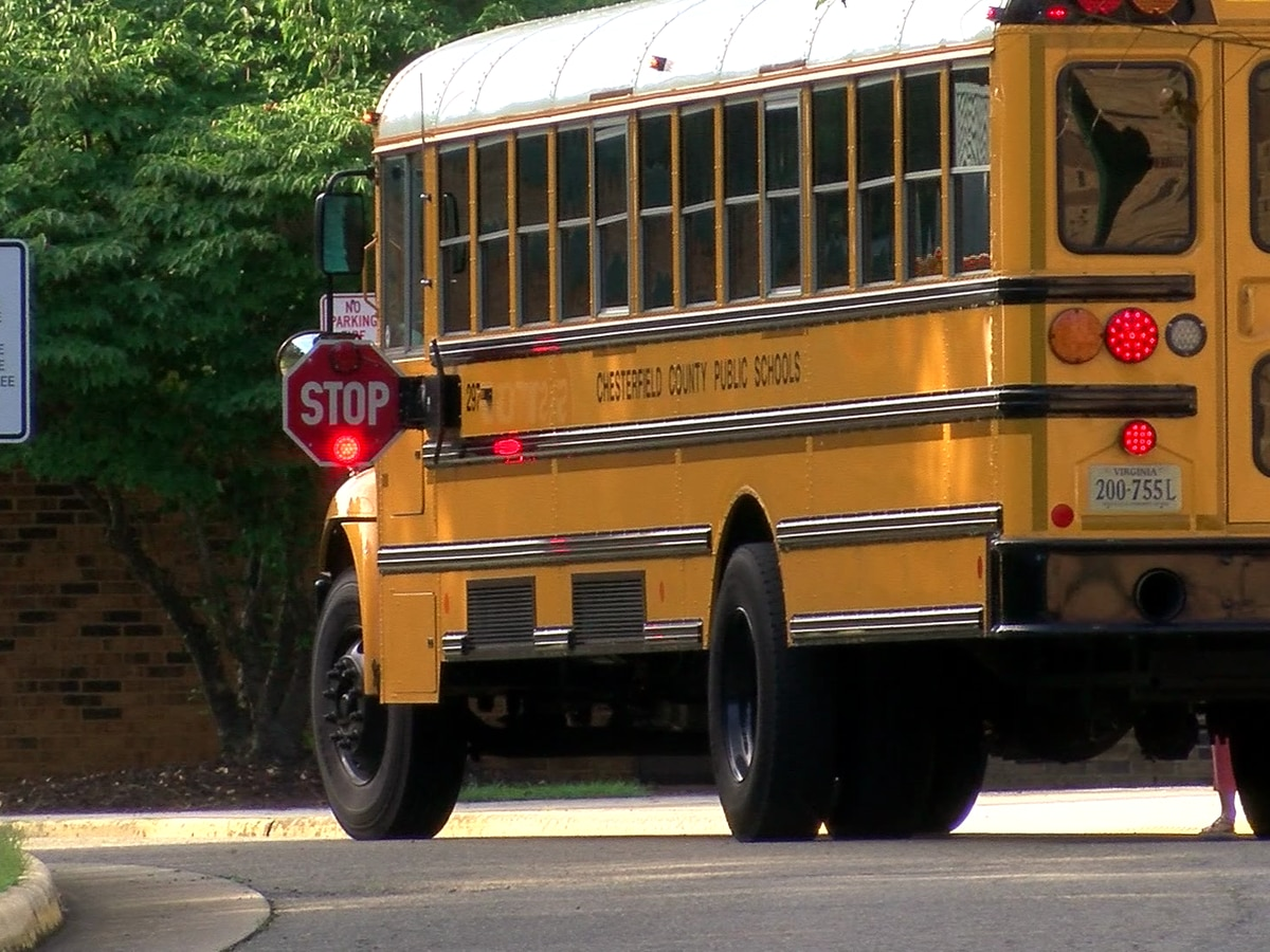 Chesterfield schools looking to hire instructional assistants, bus drivers
