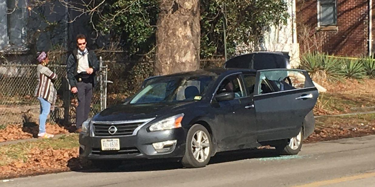 Man suffers life-threatening injuries in Richmond shooting