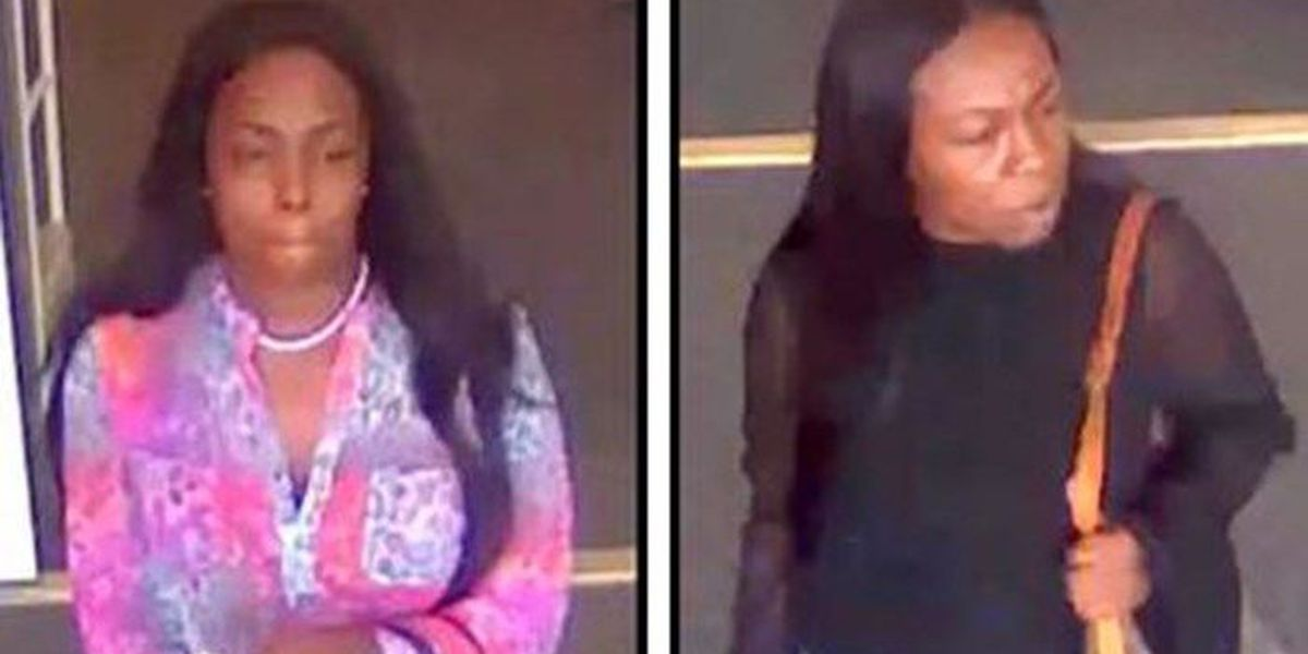 Suspects wanted for stealing credit card, purchasing thousands of dollars of items