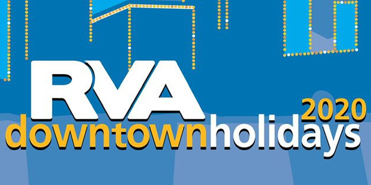 Schedule for RVA's Downtown Holidays 2020 released