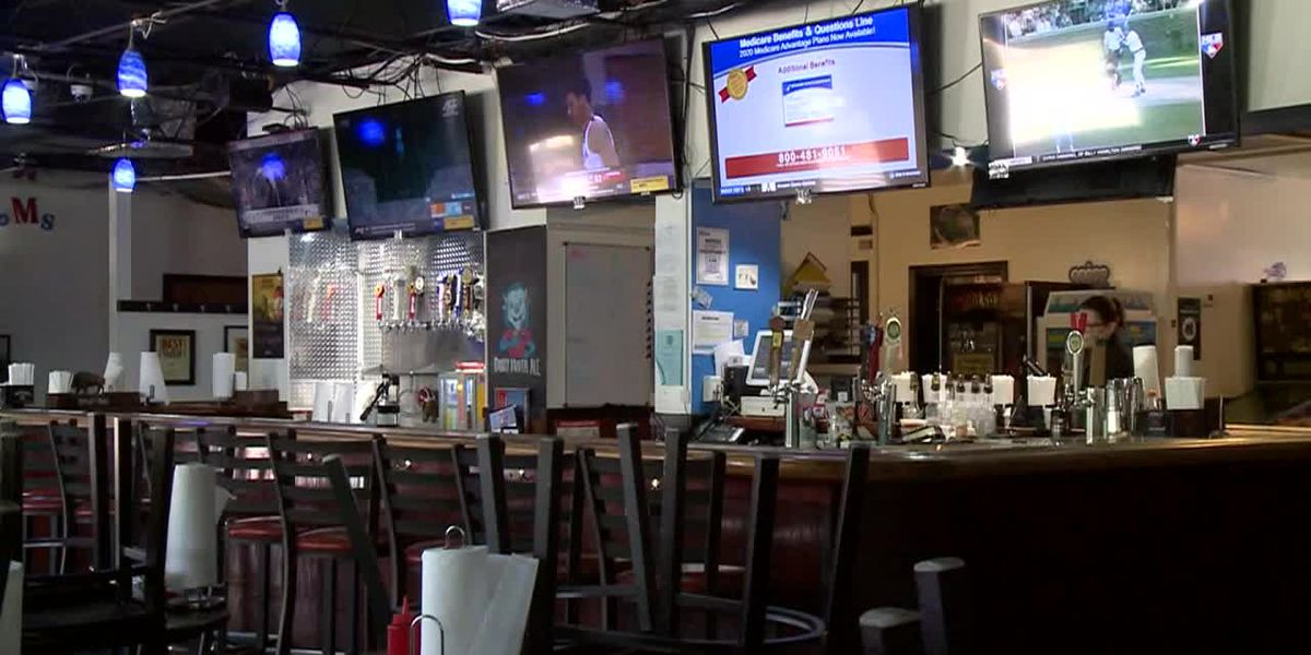 'March sadness' replaces March Madness at Virginia bar