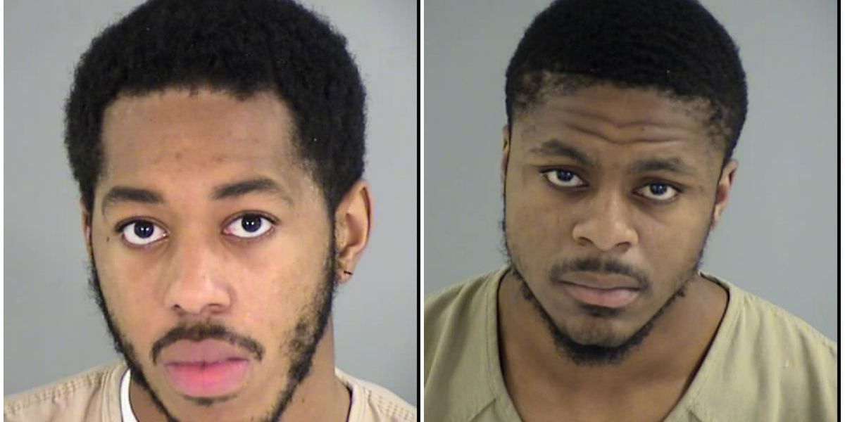 Police charge 2 with shooting at moving vehicle in Henrico
