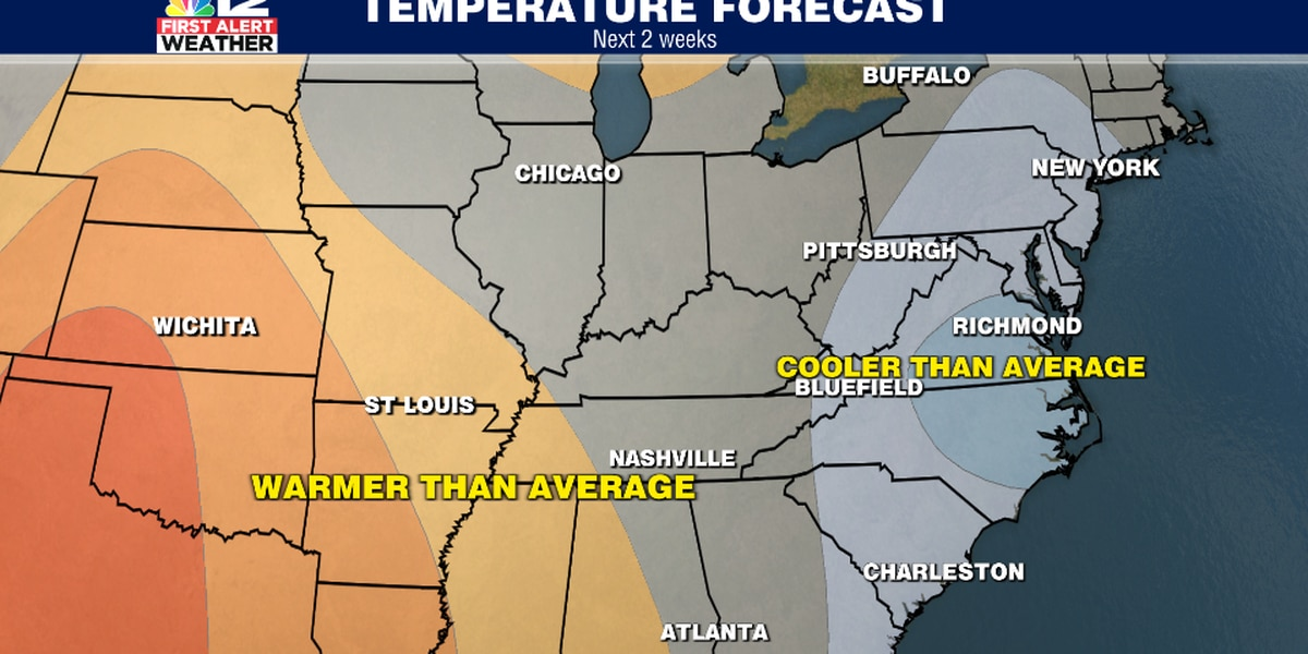 First Alert: Cold air likely, wintry weather possible in late January