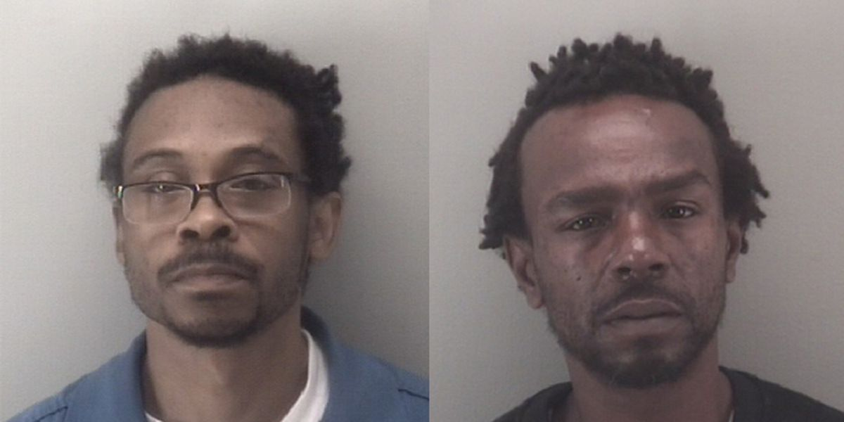 2 men arrested after burglary at Dollar General on Walmsley Boulevard