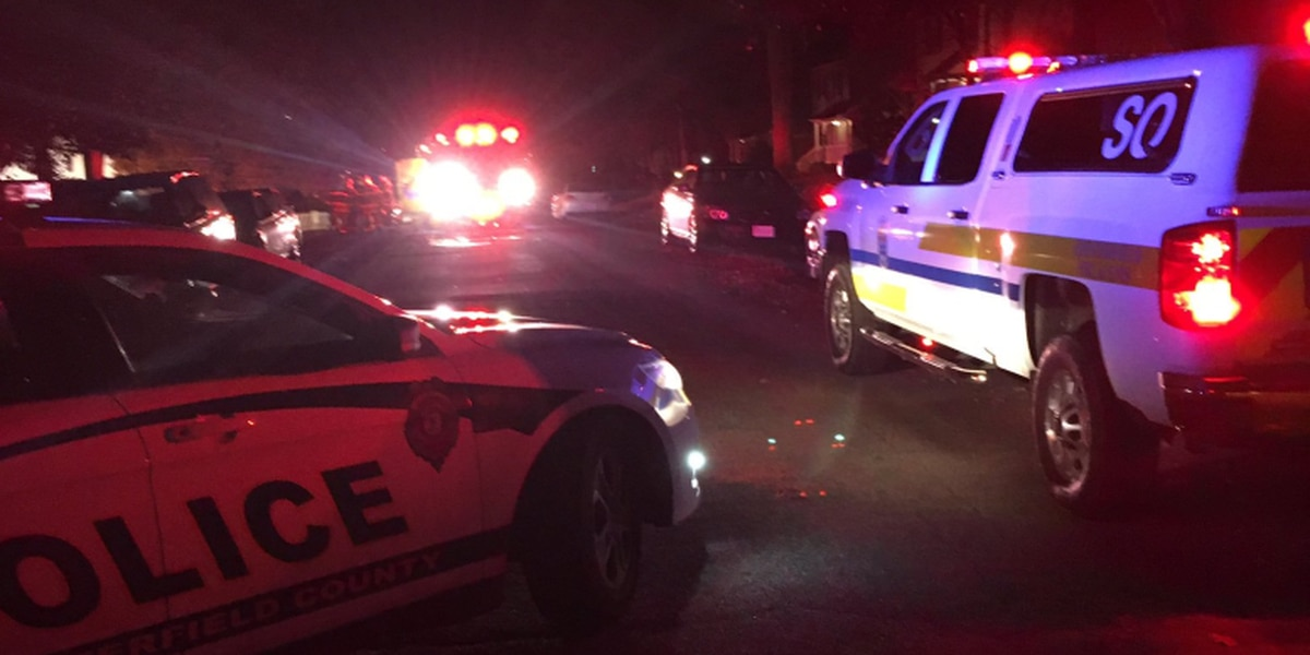 No injuries reported in Chesterfield house fire