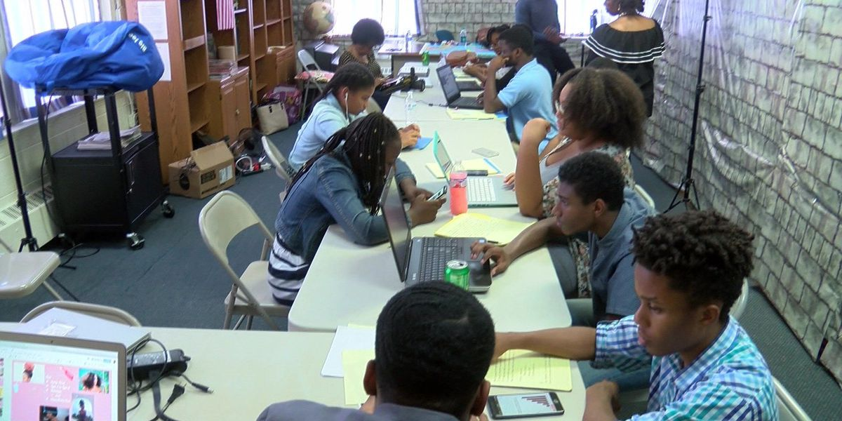 Summer camp introduces area students to journalism