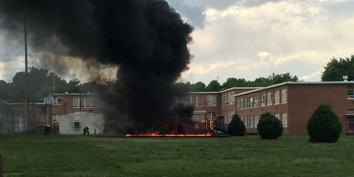 Fire at Richmond elementary school causes $150K in damage