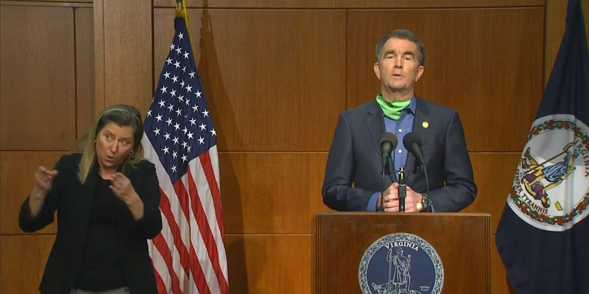 Northam: Virginia Beach to reopen May 22 with limitations